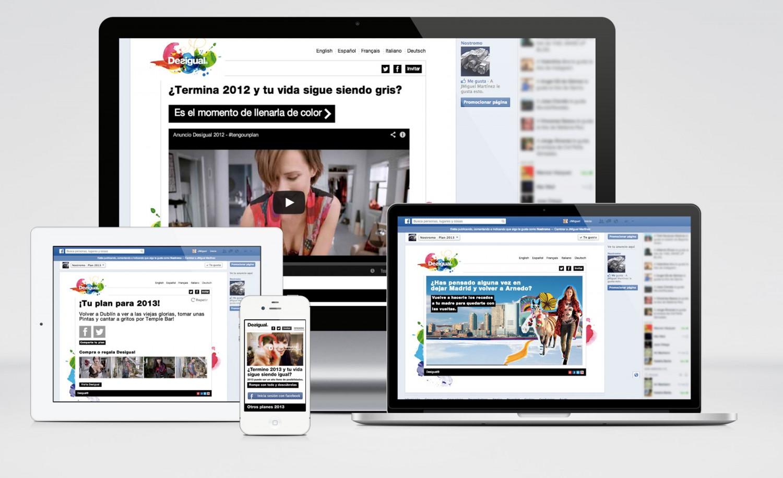 FB App Desktop & Mobile