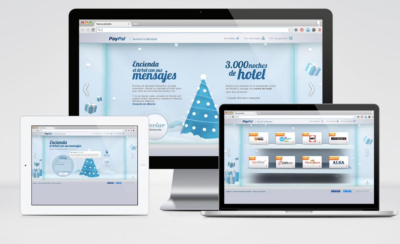 PayPal - Navidad 2011