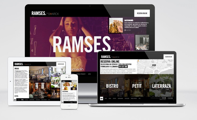 Ramses-Web-Responsive-Design