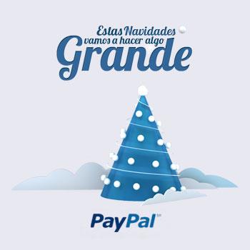 PayPal – Navidad 2011